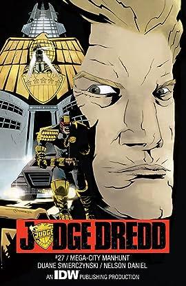 Judge Dredd No.27