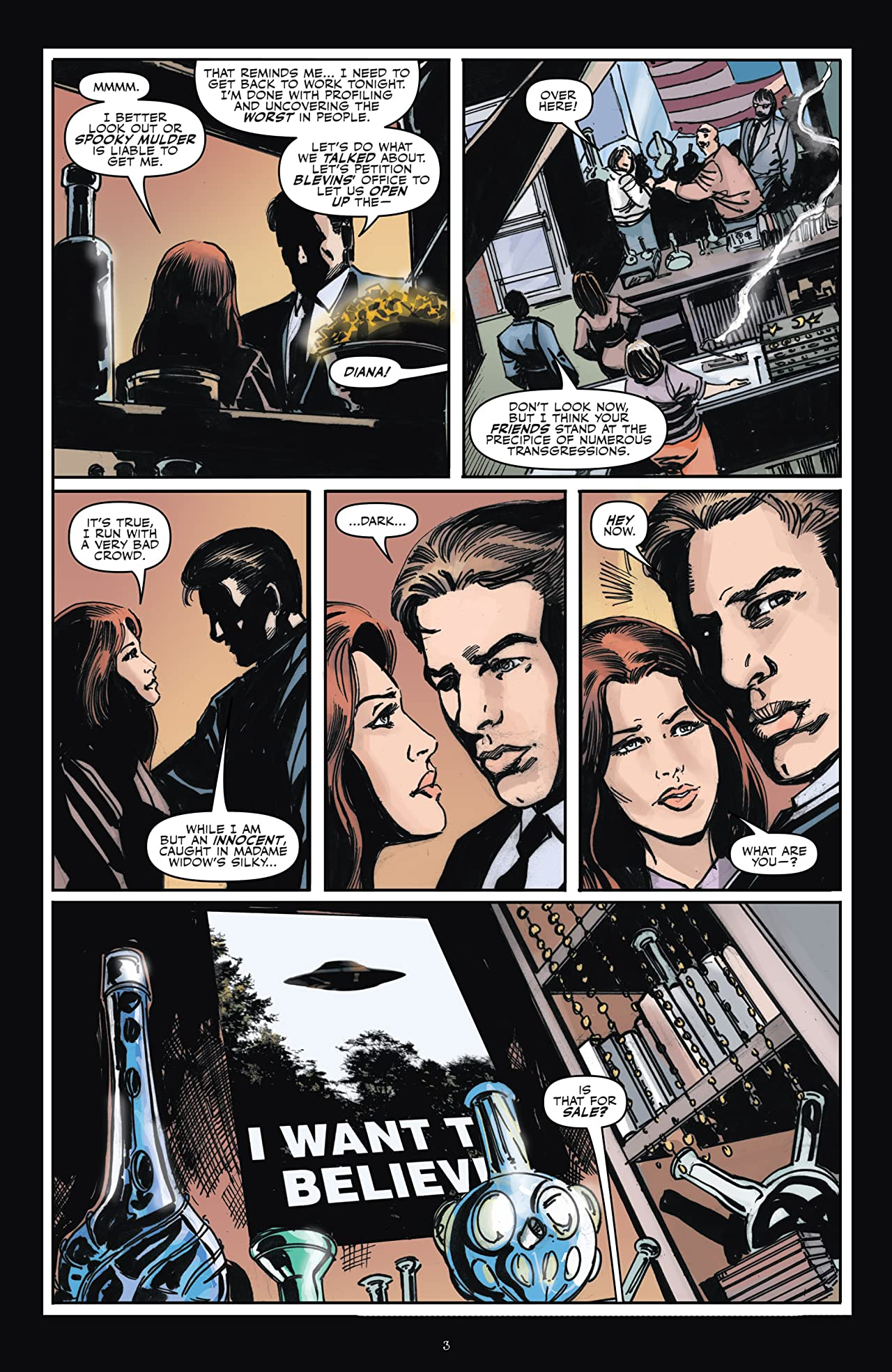 The X-Files: Season 10 #20