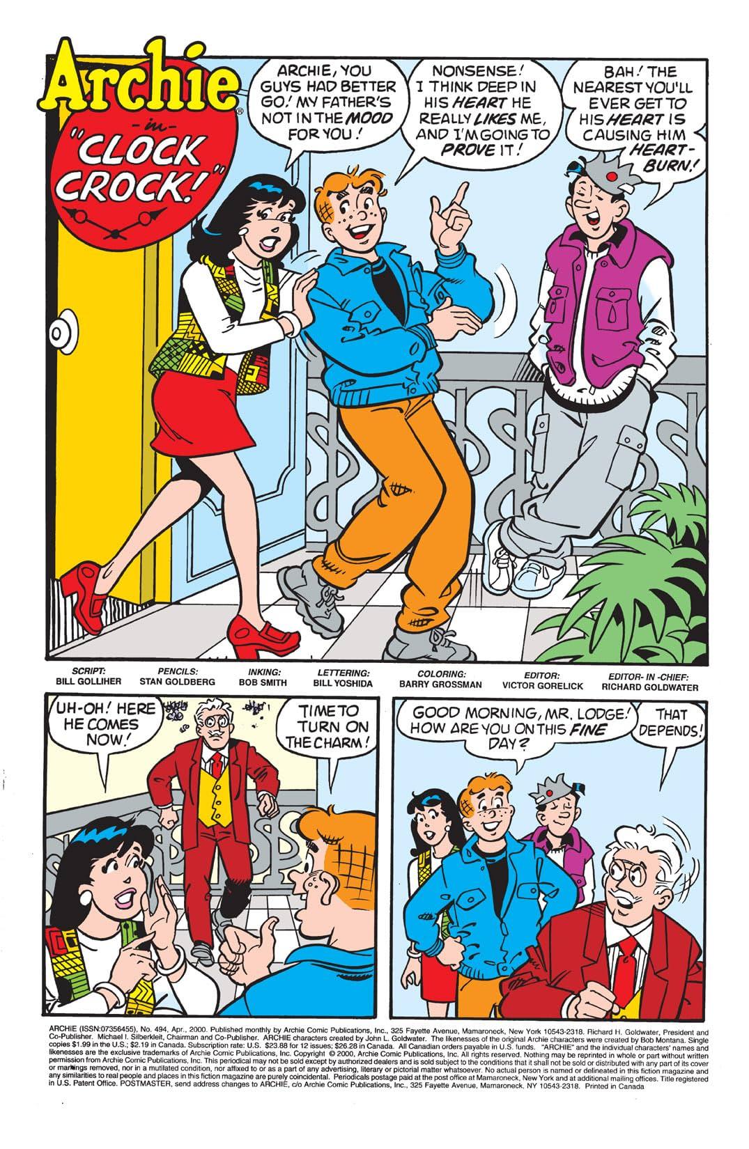 Archie #494