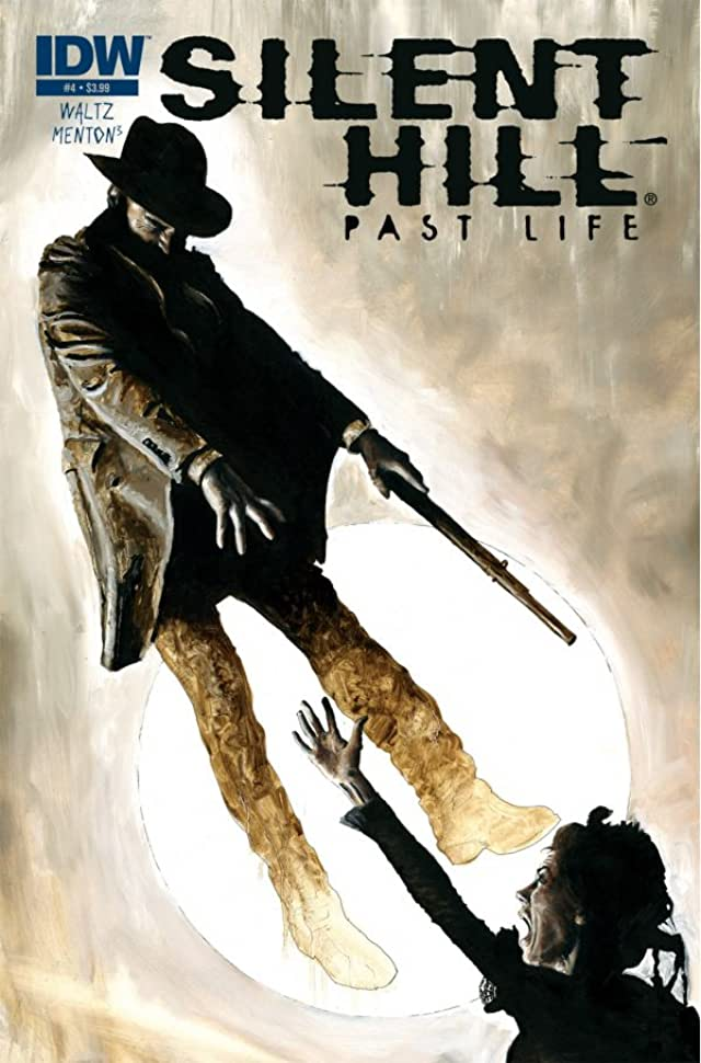 Silent Hill: Past Life #4