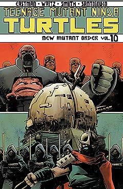 Teenage Mutant Ninja Turtles Tome 10: New Mutant Order