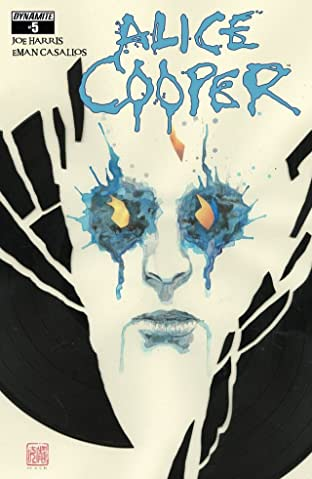 Alice Cooper #5: Digital Exclusive Edition