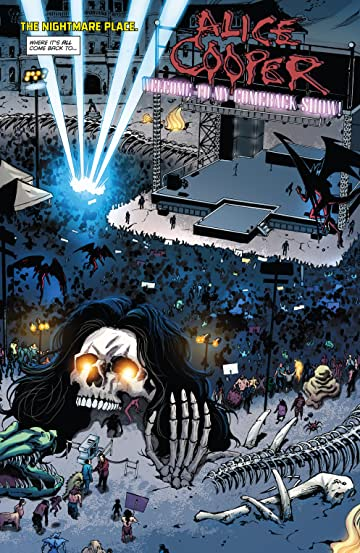 Alice Cooper #5: Digital Exclusive Edition