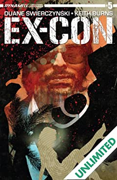 Ex-Con #5: Digital Exclusive Edition