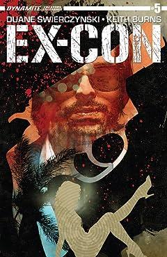 Ex-Con No.5: Digital Exclusive Edition
