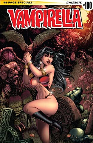 Vampirella (2014) #100: Digital Exclusive Edition