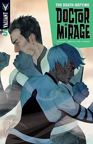 The Death-Defying Dr. Mirage (2014) No.5 (sur 5): Digital Exclusives Edition