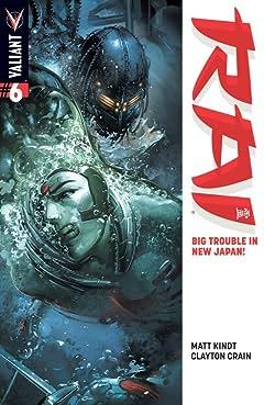 Rai (2014- ) No.6: Digital Exclusives Edition