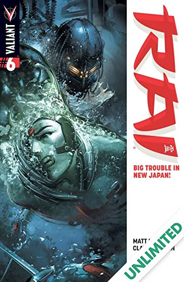 Rai (2014- ) #6: Digital Exclusives Edition