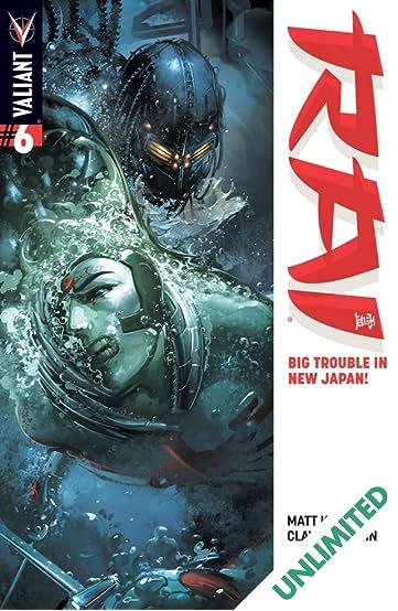 Rai (2014- ) #6: Digital Exclusives Edition