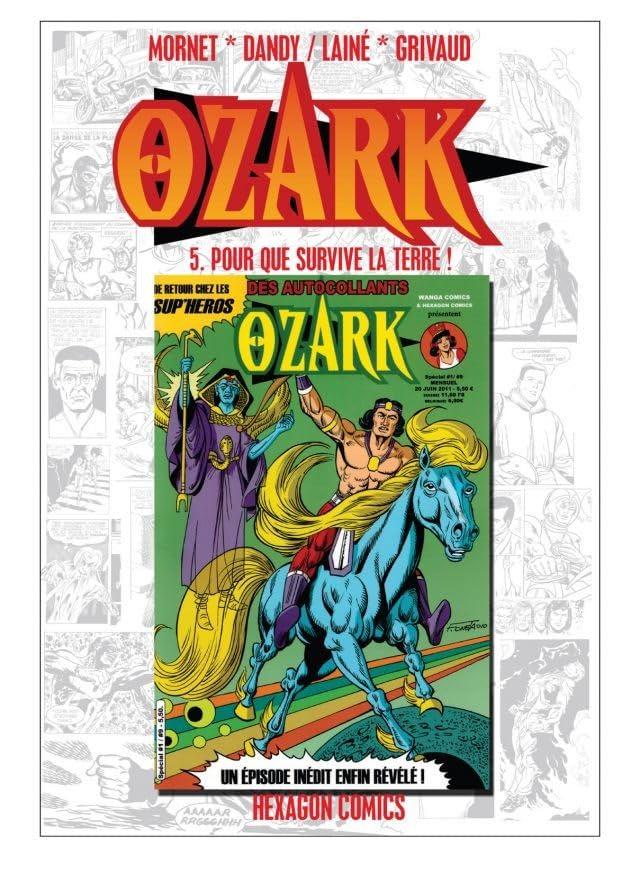 OZARK Vol. 5: Pour que survive la Terre