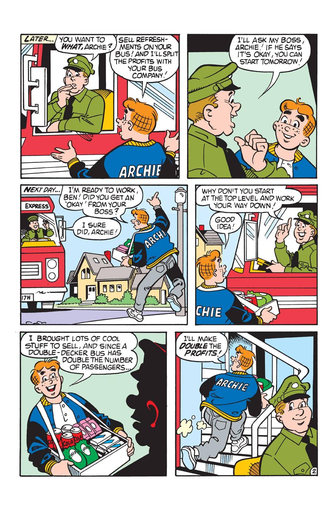 Archie #495