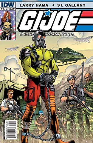 G.I. Joe: A Real American Hero #172