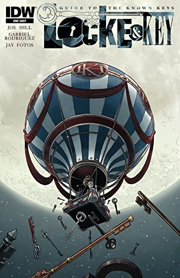 Locke & Key: The Guide To Known Keys