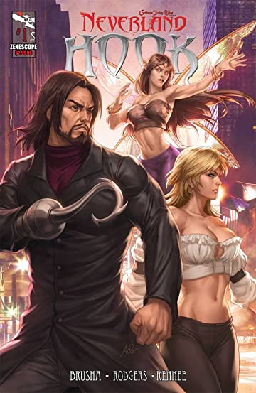 Grimm Fairy Tales Presents: Neverland - Hook #1