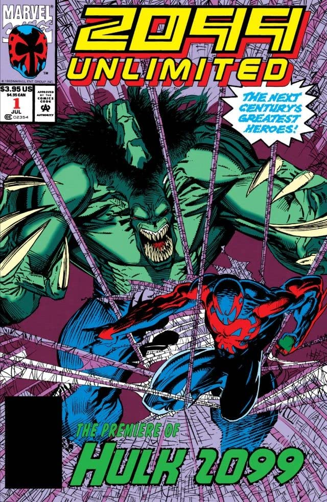 2099 Unlimited #1
