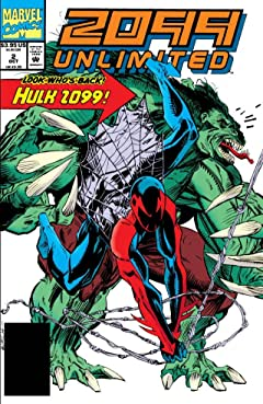 2099 Unlimited #2
