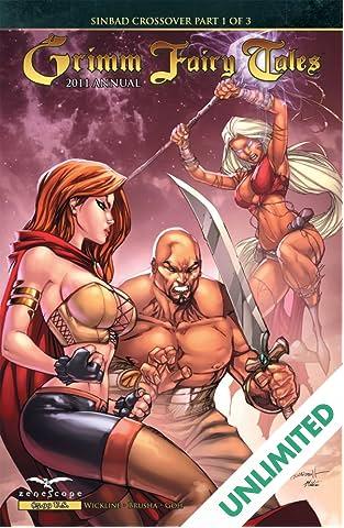 Grimm Fairy Tales: Sinbad #1