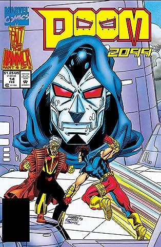 Doom 2099 (1993-1996) #14