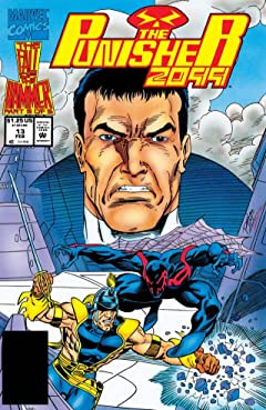 Punisher 2099 (1993-1995) #13
