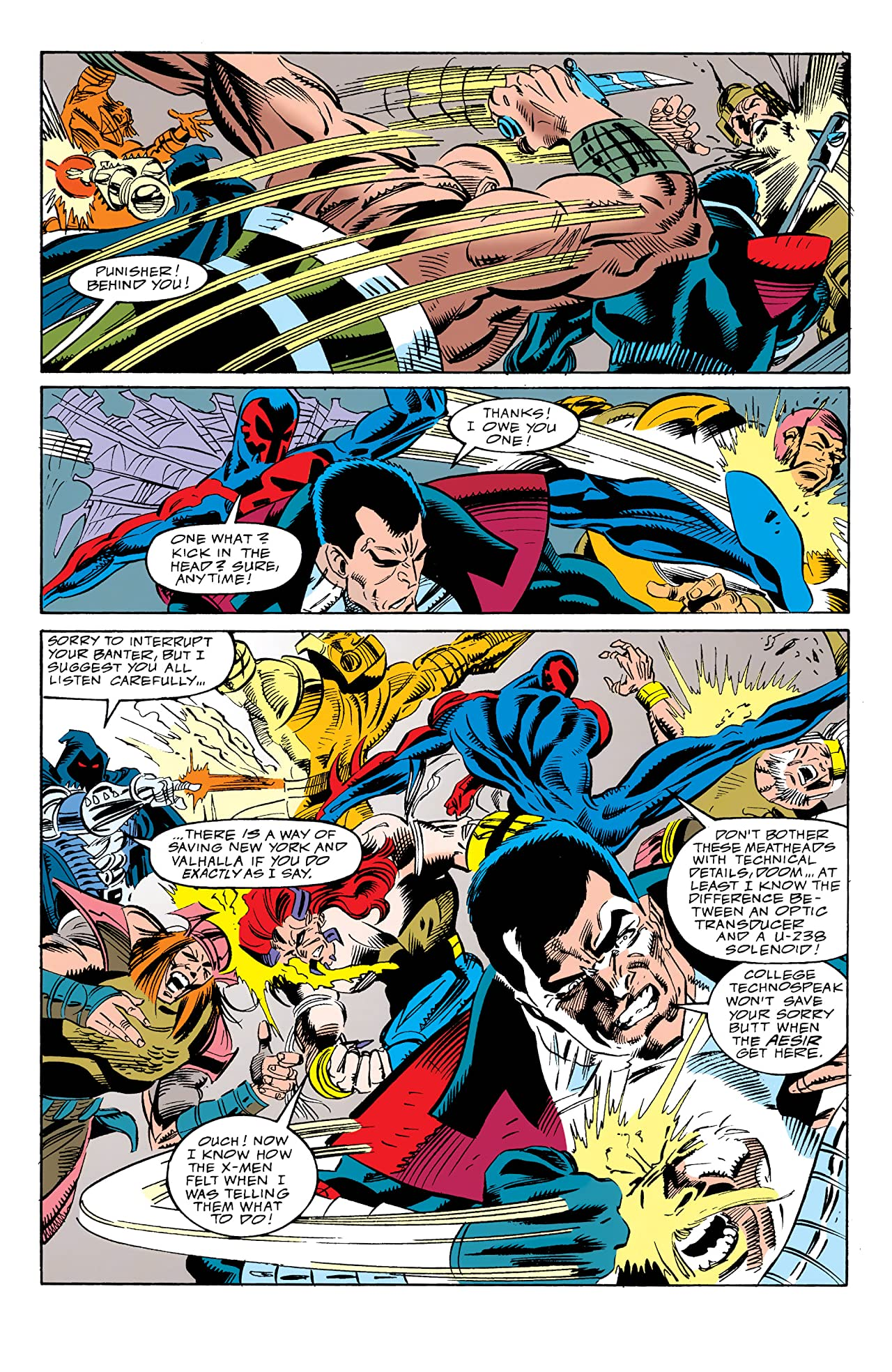 Punisher 2099 (1993-1995) #13