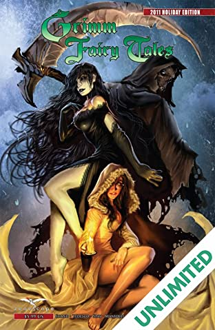 Grimm Fairy Tales: Holiday Edition #3: 2011
