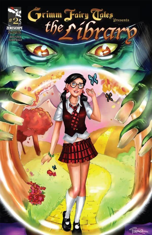 Grimm Fairy Tales: The Library #2