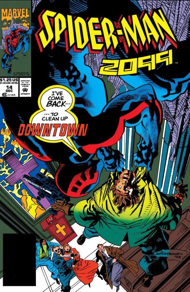 Spider-Man 2099 (1992-1996) #14