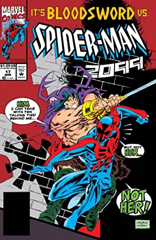 Spider-Man 2099 (1992-1996) #17