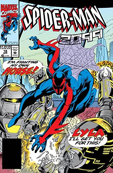 Spider-Man 2099 (1992-1996) #18