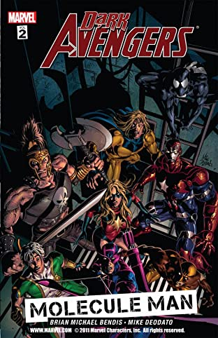 Dark Avengers Vol. 2: Molecule Man