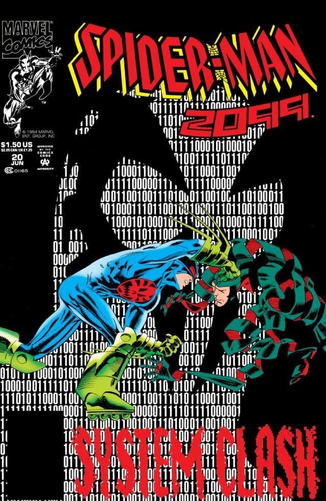 Spider-Man 2099 (1992-1996) #20
