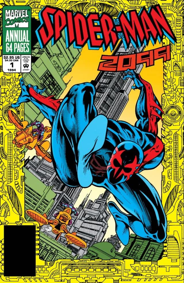 Spider-Man 2099 (1992-1996) Annual #1