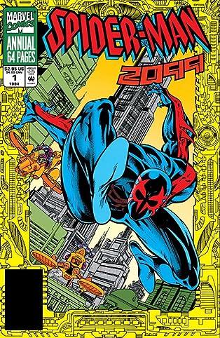 Spider-Man 2099 (1992-1996) Annual #1