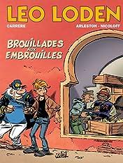 Léo Loden Vol. 23: Brouillades aux embrouilles