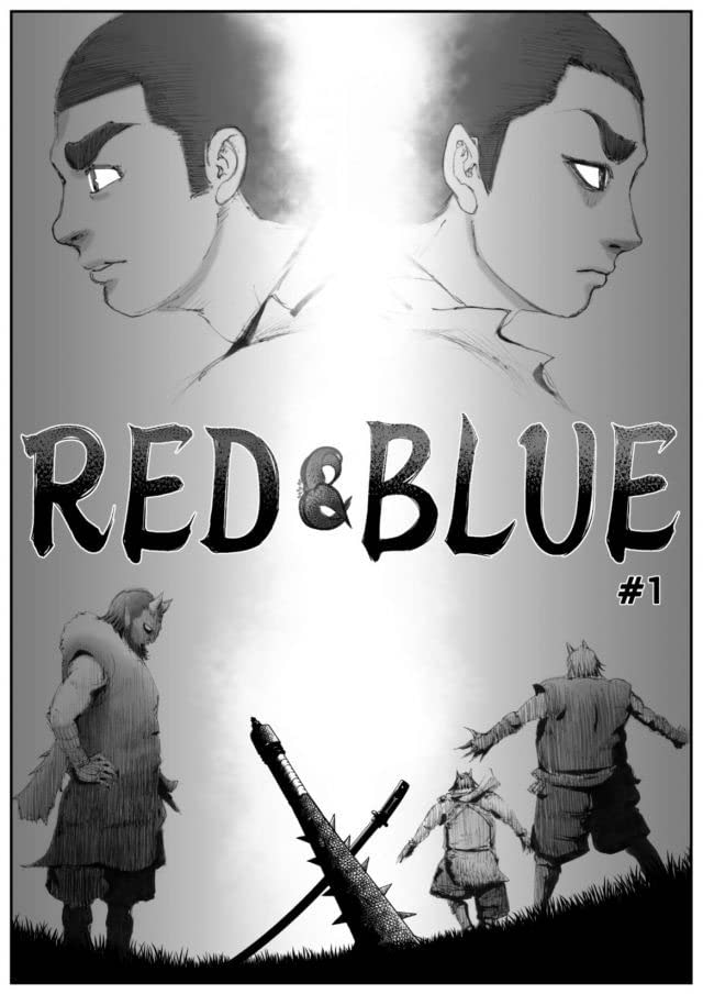 Red & Blue #1