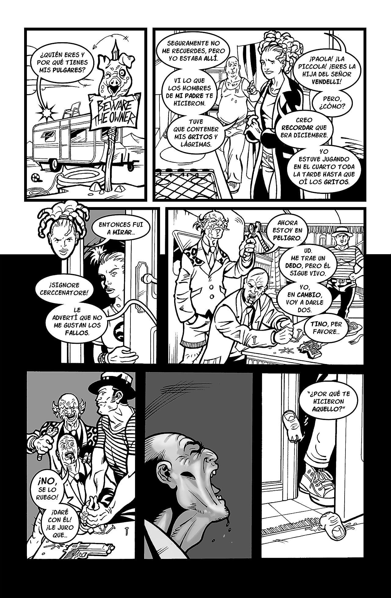 Cercenador #1