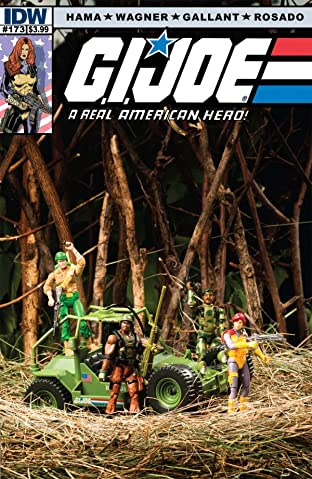 G.I. Joe: A Real American Hero No.173