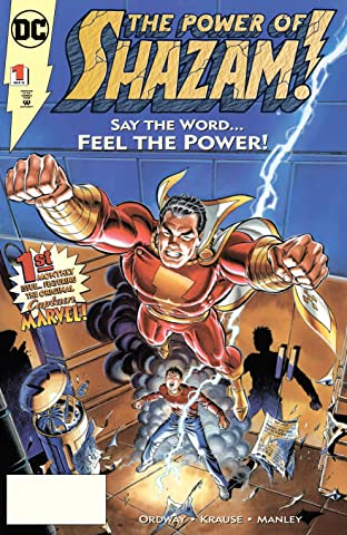 The Power of Shazam (1995-1999) #1
