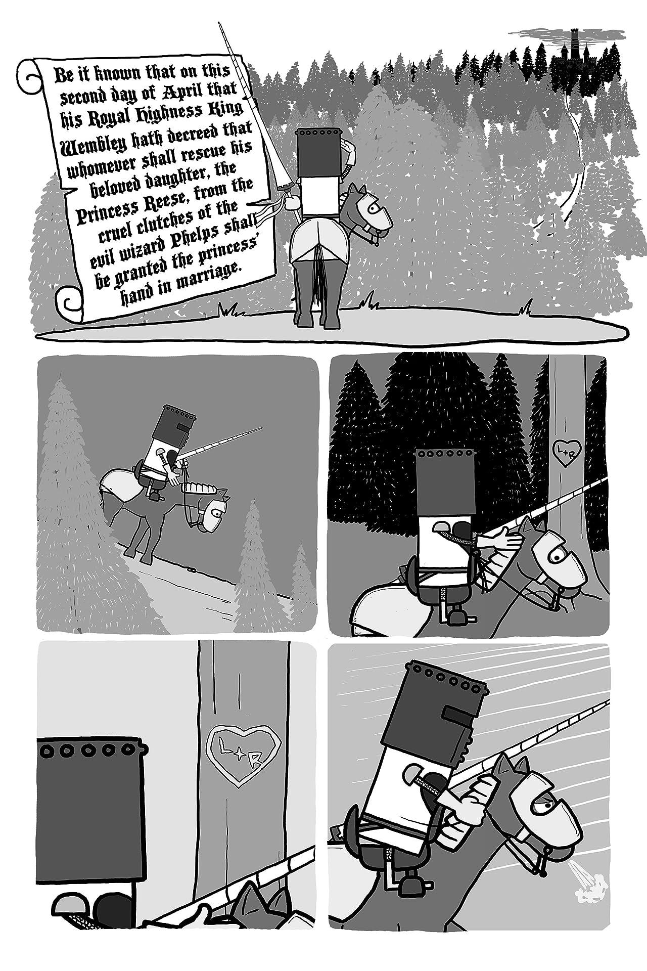 Little Doodles #1