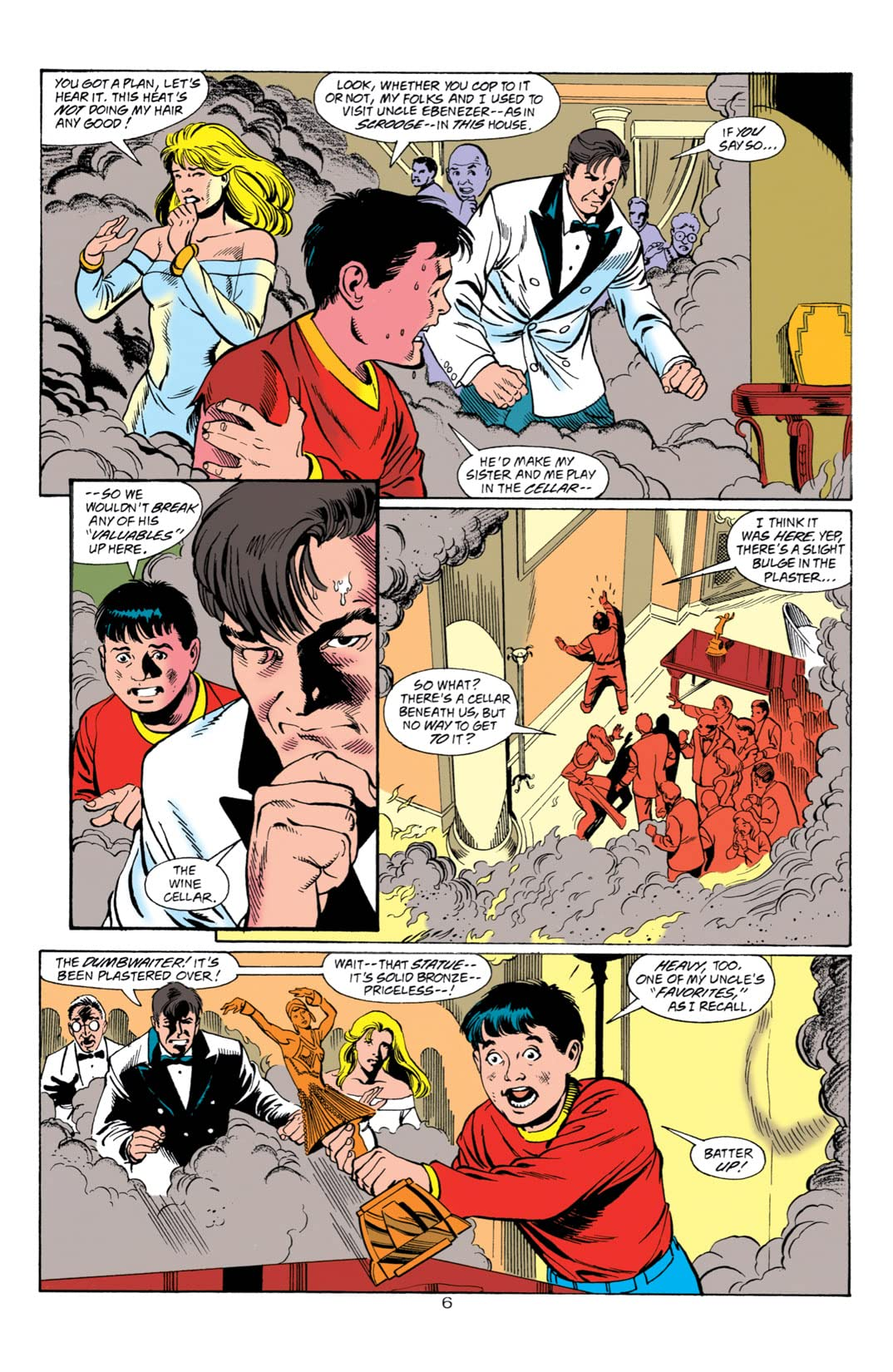 The Power of Shazam (1995-1999) #2