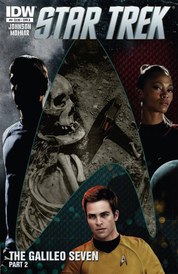 Star Trek (2011-) #4