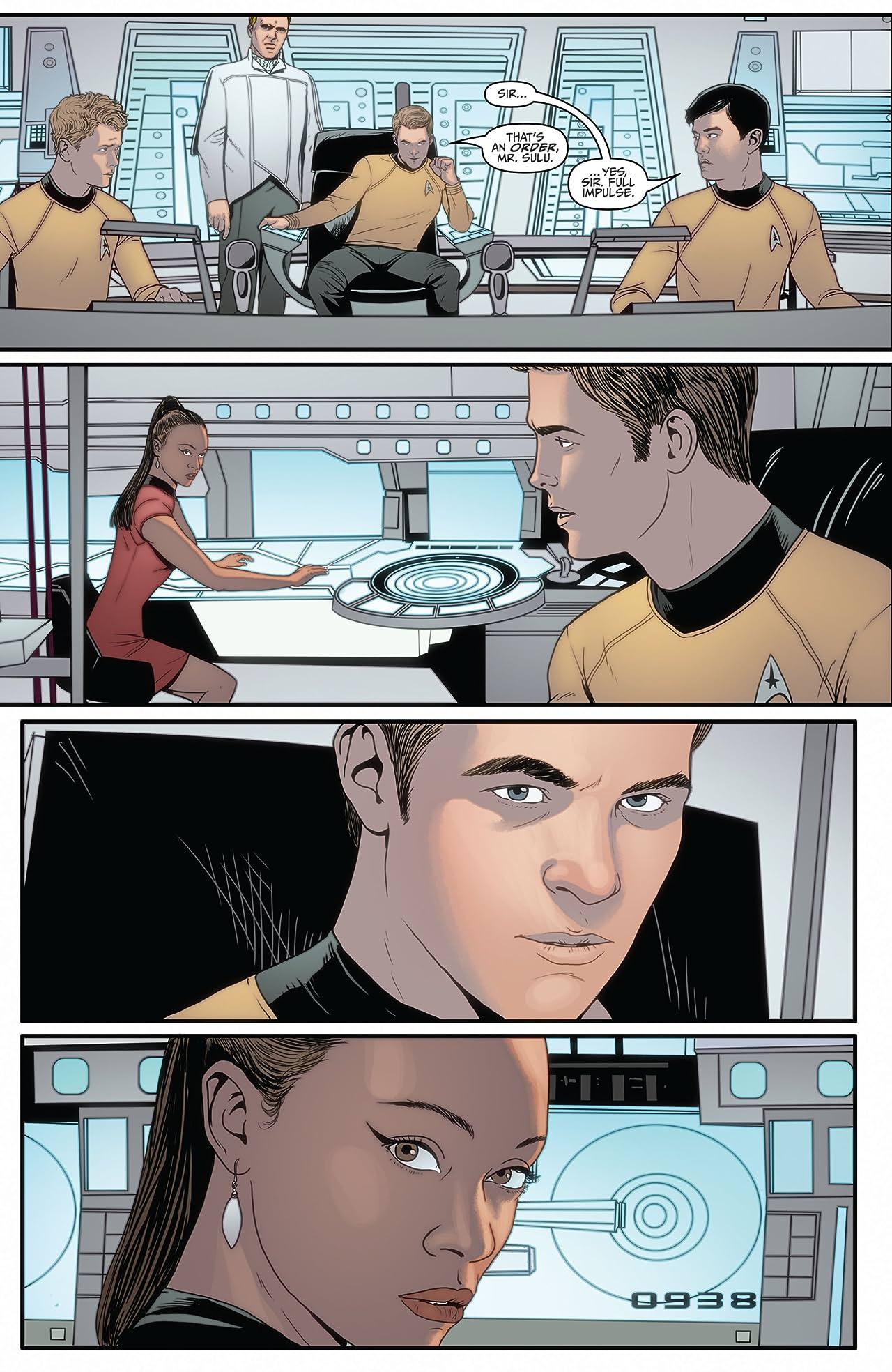 Star Trek (2011-2016) #4