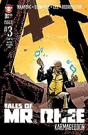Tales of Mr. Rhee Vol. 2: Karmageddon #3 (of 4)