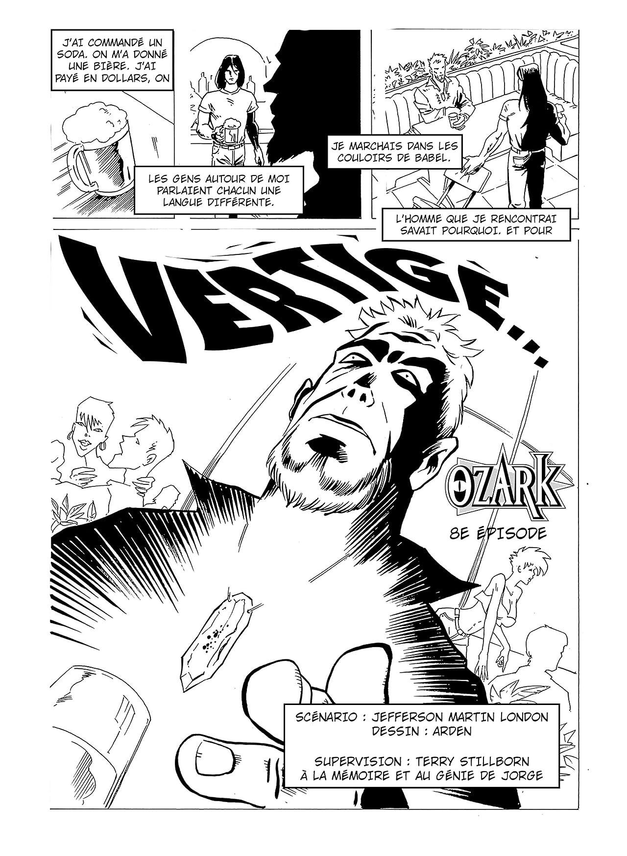OZARK Vol. 9: Maleficus