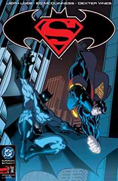 Superman/Batman #1