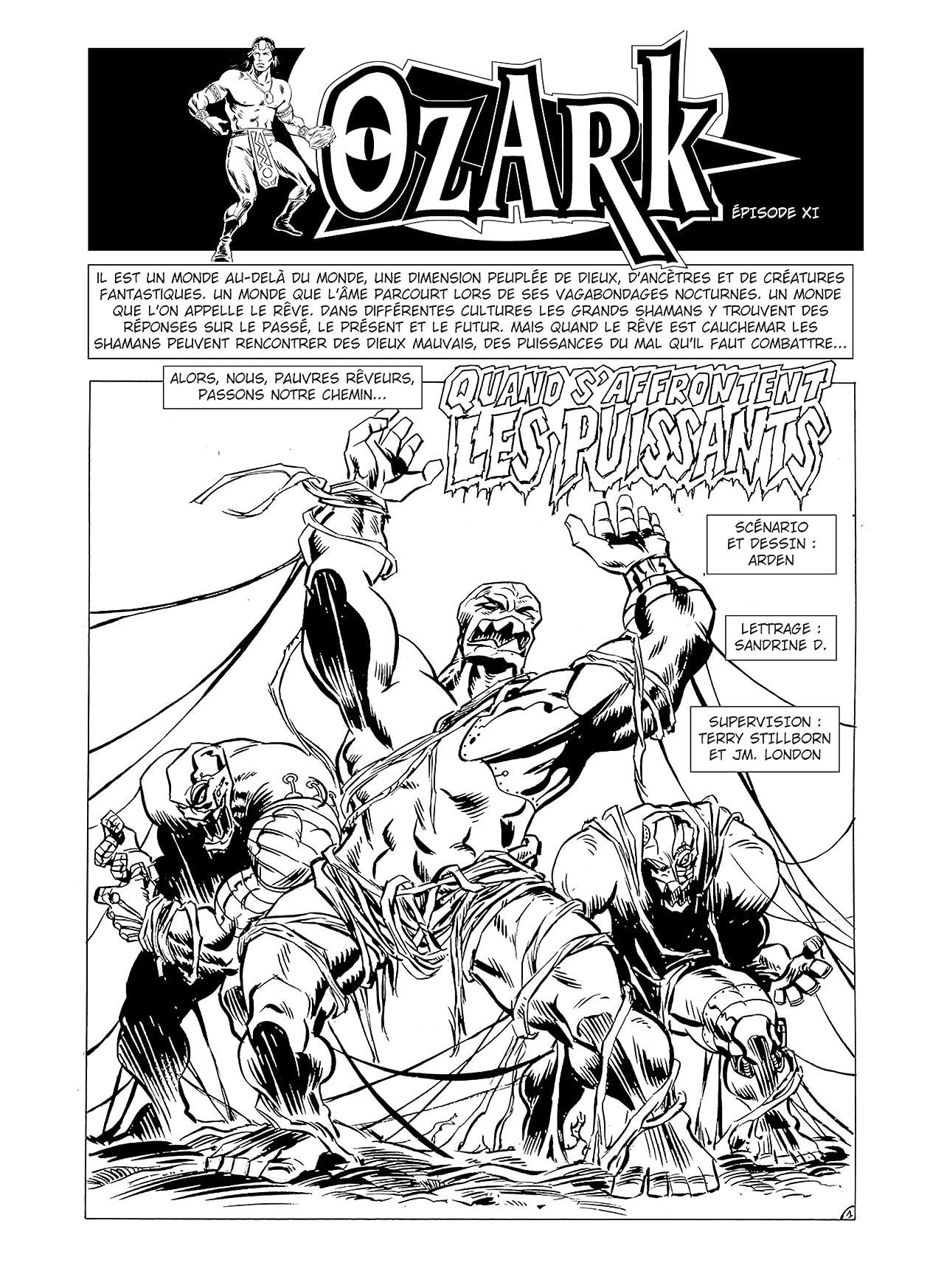 OZARK Vol. 10: Quand s'affrontent les Puissants