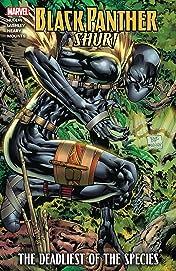 Black Panther: Shuri - Deadliest of the Species