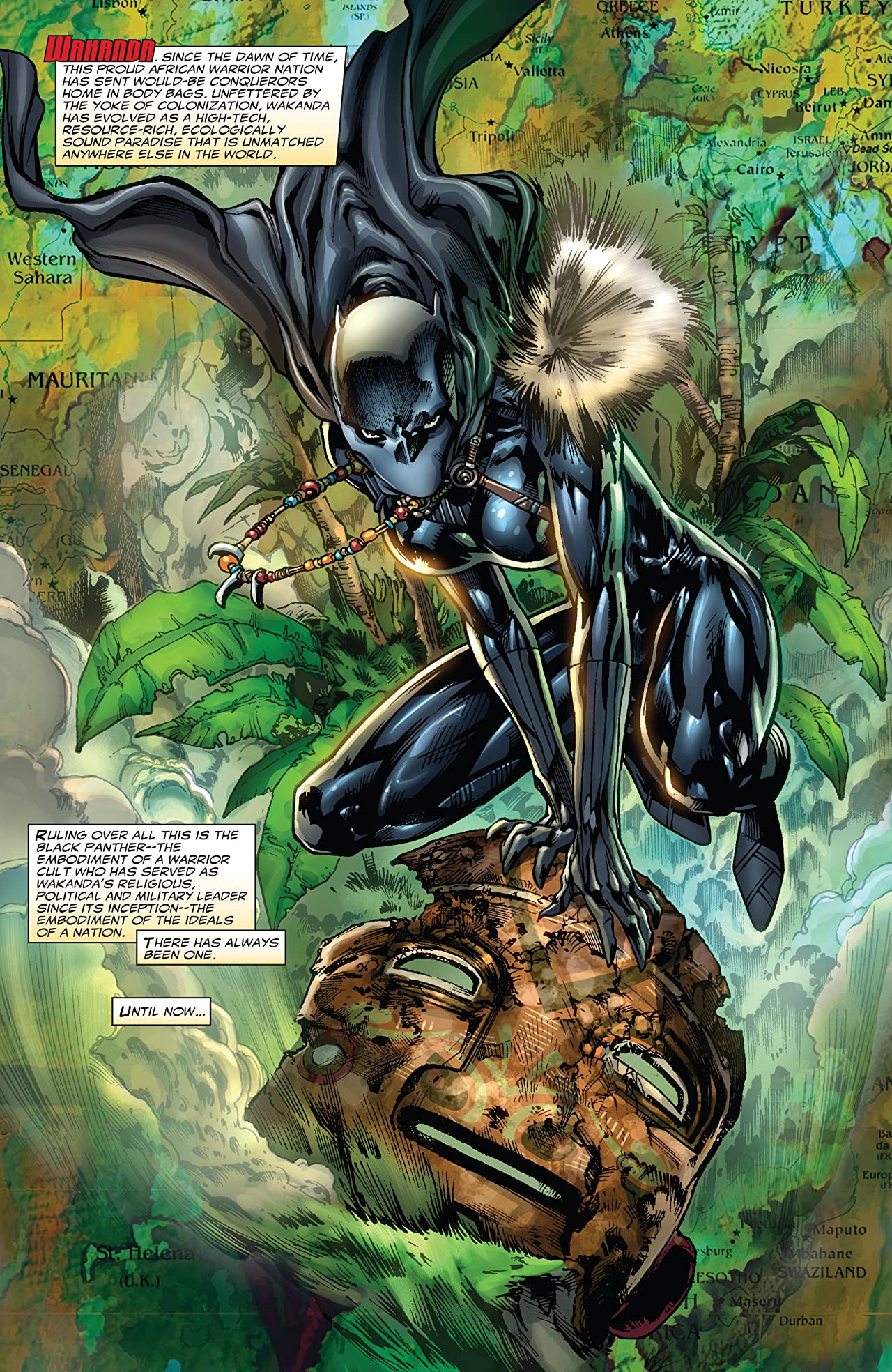 Black Panther: Shuri - Deadliest of the Species
