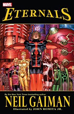Eternals By Neil Gaiman